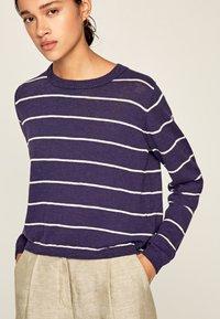 Pepe Jeans - JEANNE - Sweter - dunkel ozaen blau - 4