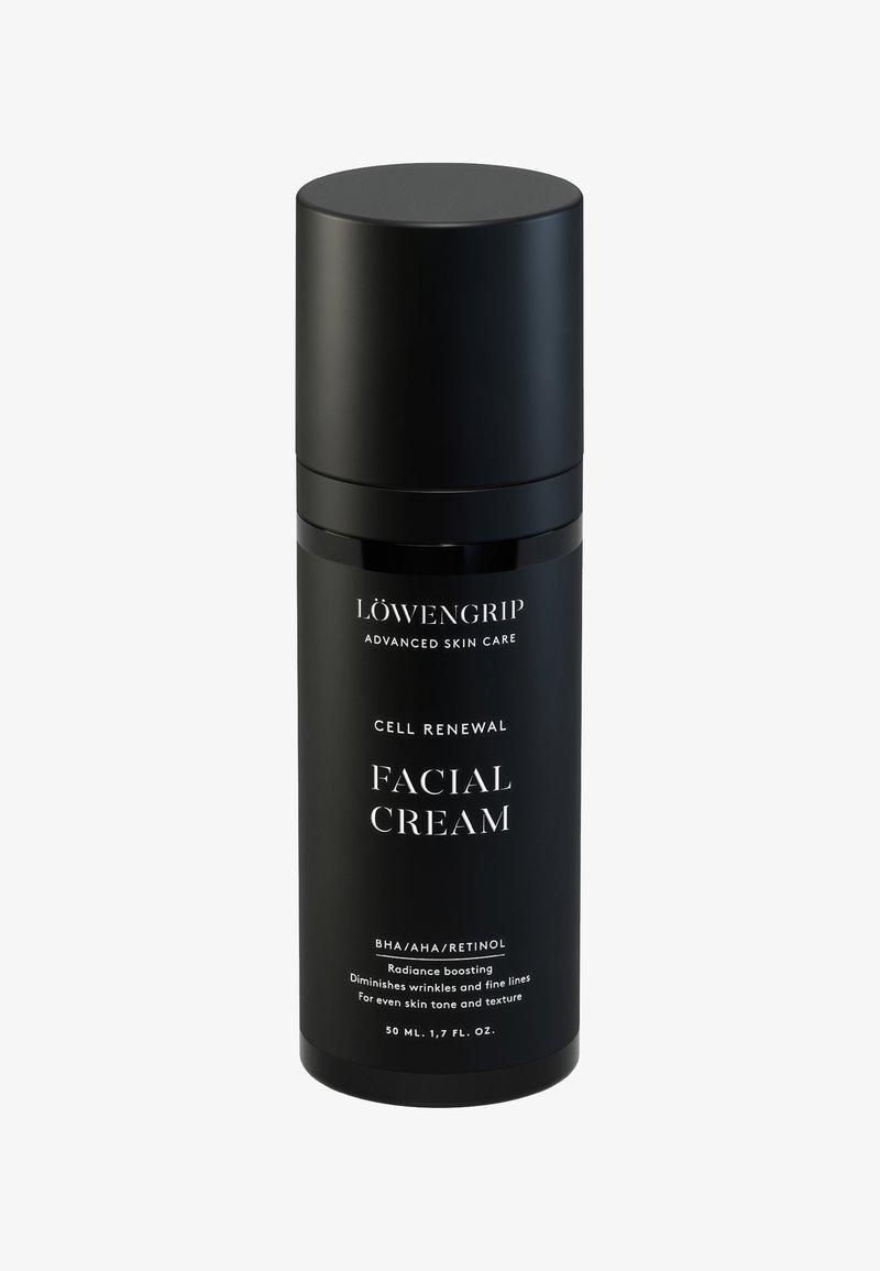 Löwengrip - ADVANCED SKIN CARE - CELL RENEWAL FACIAL CREAM 50ML - Face cream - -