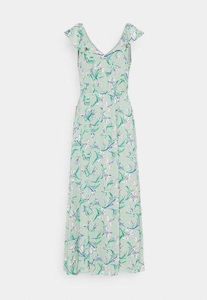 VIMICADA FRILL ANKLE DRESS - Korte jurk - jadeite