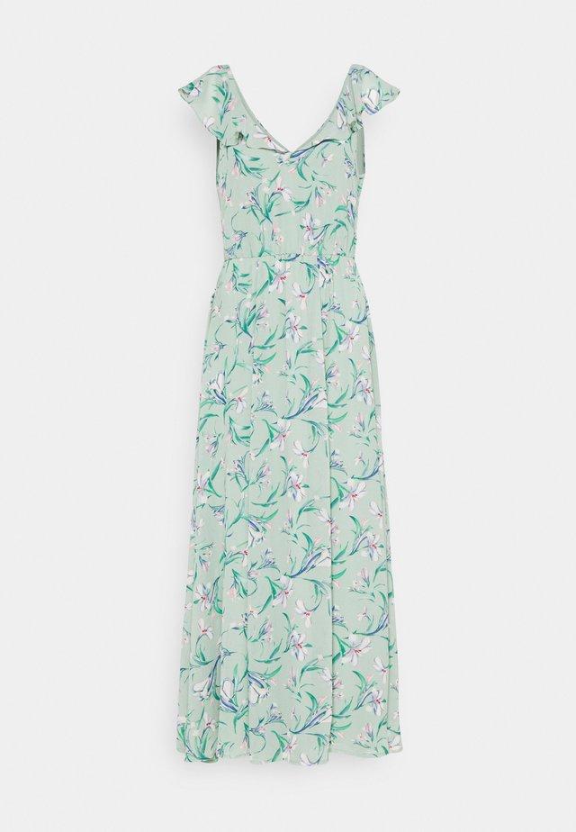 VIMICADA FRILL ANKLE DRESS - Day dress - jadeite