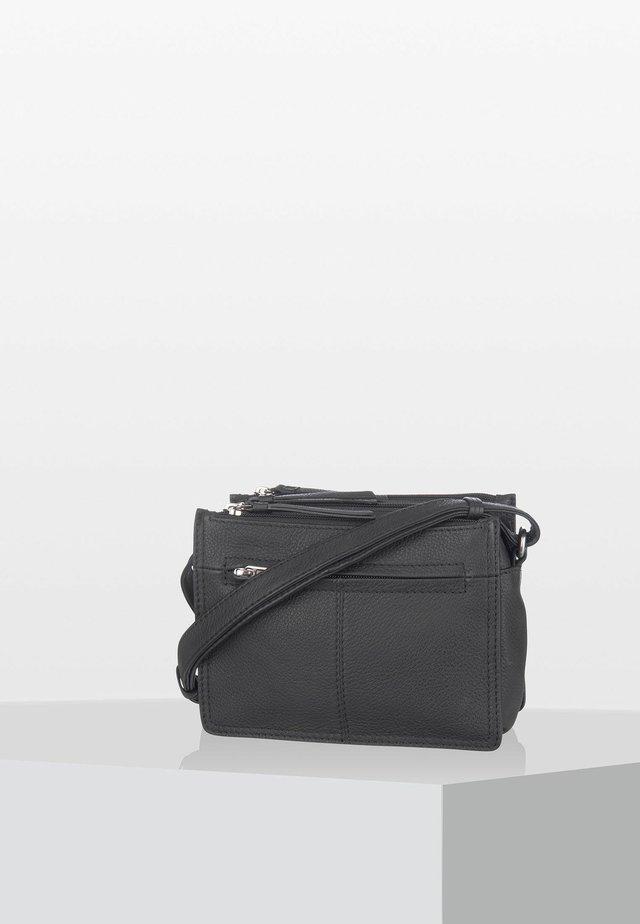 DELUXE ARLEEN - Across body bag - schwarz