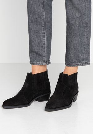 TORY  - Boots à talons - black