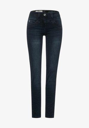 Jeans Skinny Fit - blue/black used wash