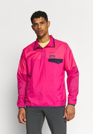 HOUDINI SNAP - Windbreaker - ultra pink