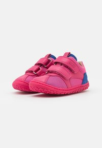 Lurchi - NEVIO BAREFOOT - Touch-strap shoes - rosa - 1