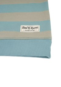 Band of Rascals - BAND OF RASCALS SWEAT STRIPED - Sweatshirt - arctic-blue-moos - 2