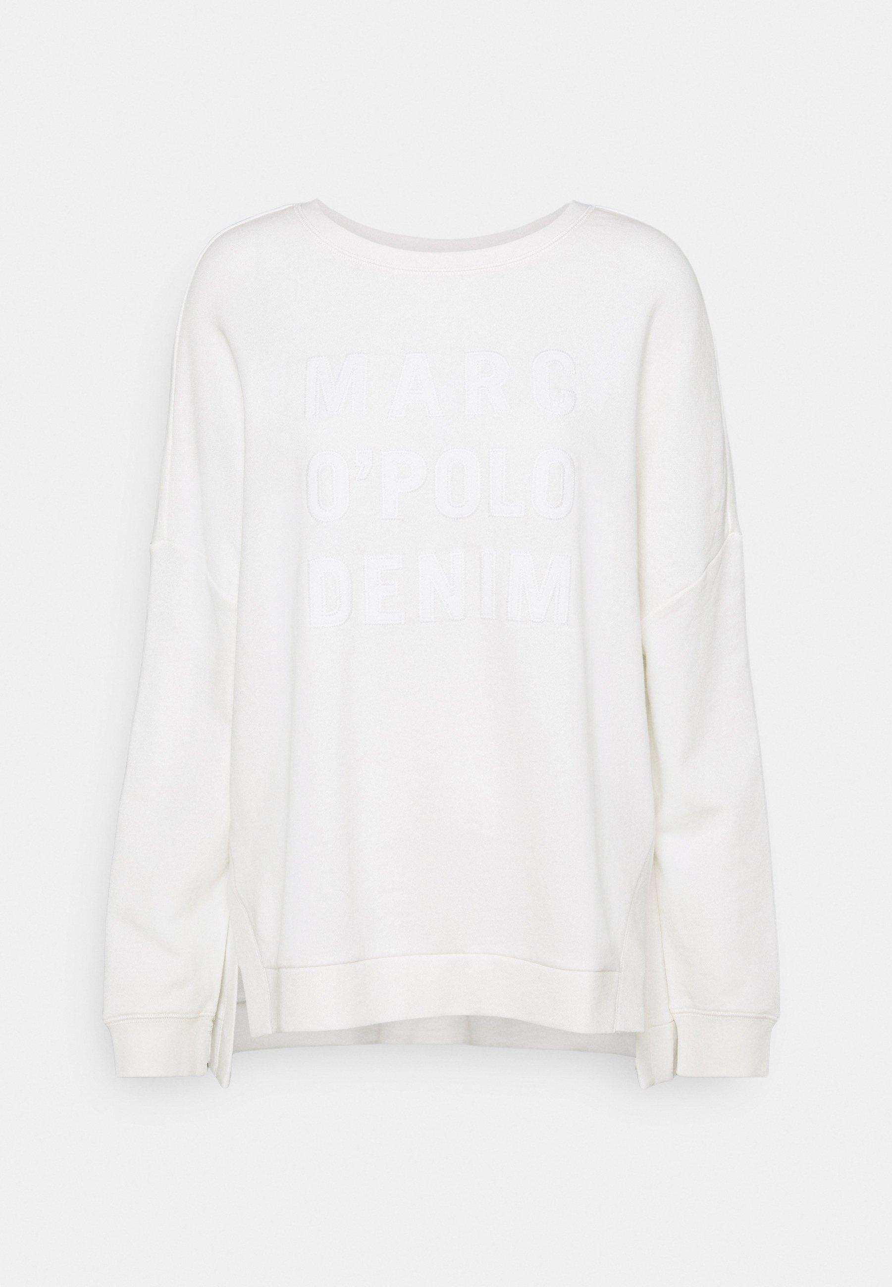 Women LONGSLEEVE SLITS AT SIDESEAMS - Sweatshirt