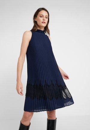 Cocktail dress / Party dress - deep blue