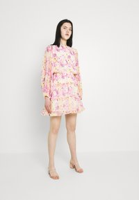 Gina Tricot - SONJA DRESS - Korte jurk - pink - 1