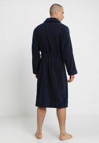 Calvin Klein Underwear - ROBE - Dressing gown - blue - 2