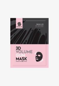 G9 - 3D VOLUME GUM MASK 2 PACK - Masker - neutral - 0