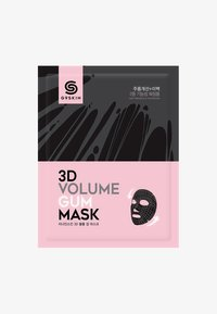 3D VOLUME GUM MASK 3 PACK - Masque visage - neutral