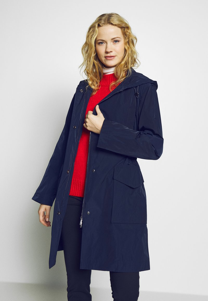 Opus - HUYEN - Parka - just blue