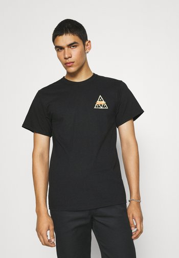 BLANKA TEE - Print T-shirt - black