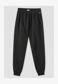 PULL&BEAR - Teplákové kalhoty - mottled dark grey - 4