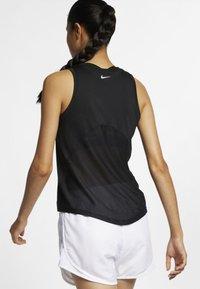 Nike Performance - MILER TANK - Sportshirt - black - 2