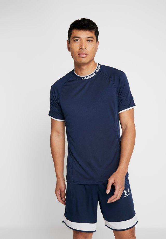 CHALLENGER TRAINING  - T-shirts print - dark blue