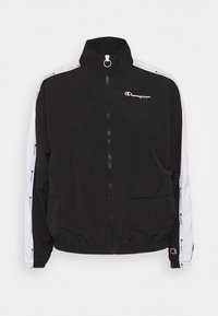 FULL ZIP ROCHESTER - Training jacket - blacke
