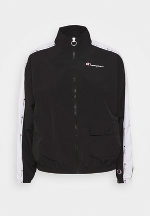 FULL ZIP ROCHESTER - Training jacket - blacke