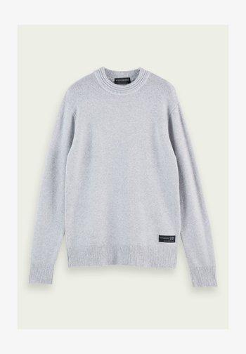 Pullover - stone melange