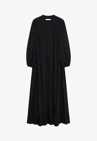 Mango - CHERRY - Day dress - black - 5