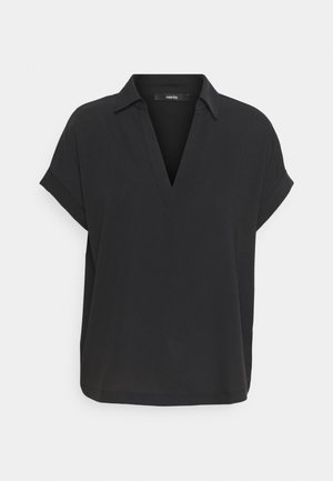 KALTIC - Blouse - black