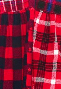 GAP - PLAID - Day dress - red - 2