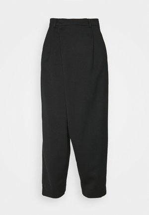 CAST TROUSER - Pantalon classique - black