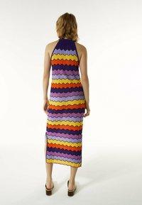 Uterqüe - Day dress - purple - 2