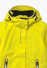 Reima - WINTER FROST UNISEX - Laskettelutakki - lemon yellow - 6