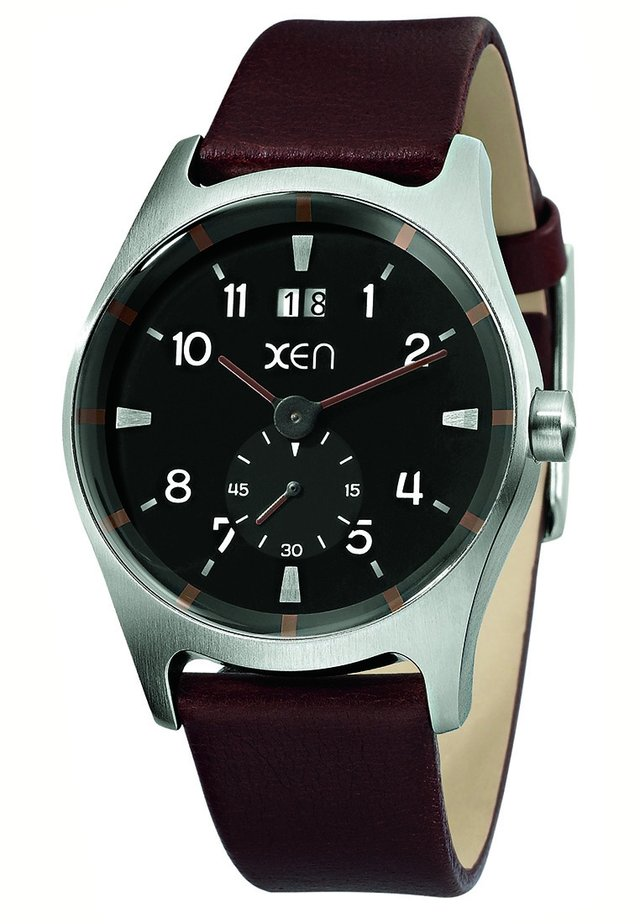 Horloge - dunkelbraun