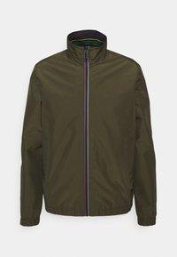 MENS TRACK JACKET - Training jacket - khaki