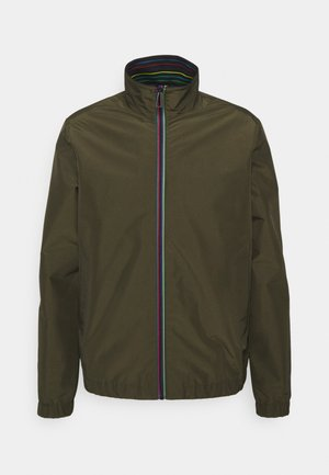 MENS TRACK JACKET - Trainingsjacke - khaki