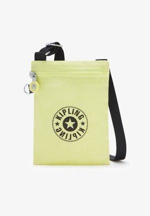 AFIA LITE - Across body bag - lime green lite