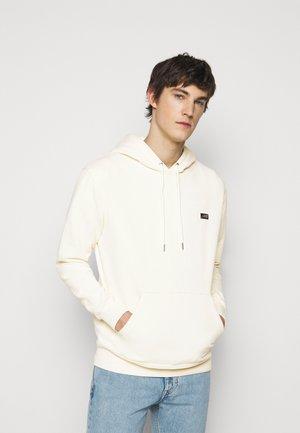 BOX LOGO HOODIE - Sweater - white