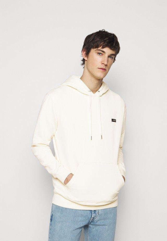 BOX LOGO HOODIE - Sweatshirt - white