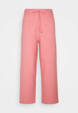 MAJA TROUSERS - Tracksuit bottoms - pink