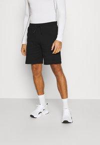 Endurance - MOREL SHORT - Short de sport - black - 0
