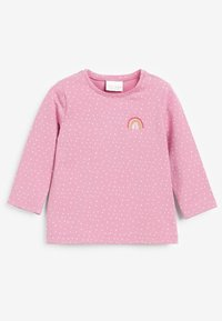 Next - 3 pack - Long sleeved top - pink - 1