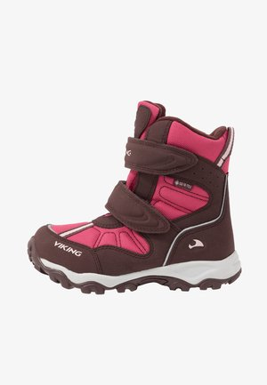 BLUSTER II GTX - Winter boots - wine/red