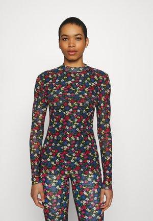 TOBYCRAS - Long sleeved top - multi flower