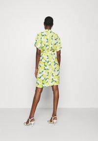 Fabienne Chapot - BOYFRIEND TESS DRESS - Shirt dress - lime lights - 2