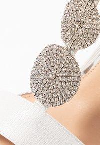 Wallis - SNOWDROP - High heeled sandals - white - 2