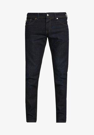 AEDAN - Straight leg -farkut - dark blue denim