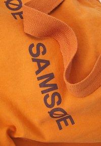 Samsøe Samsøe - FRINKA SHOPPER - Tote bag - golden ochre - 3