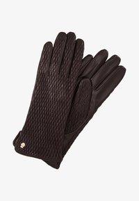 Roeckl - CHIC RUFFLE - Gloves - wine - 1