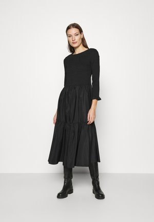 DRESS FRANCE - Sukienka letnia - black
