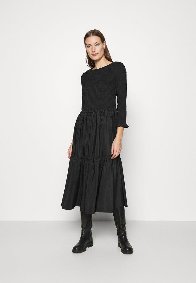 DRESS FRANCE - Sukienka letnia - black