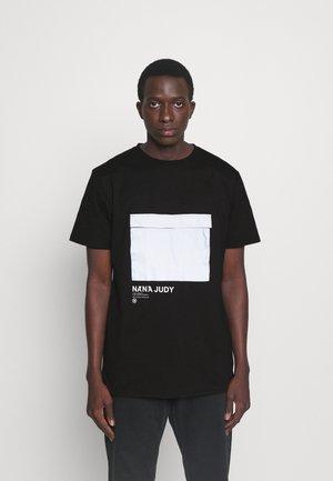 DOWNTOWN - T-shirt print - black