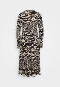 Lindex - DRESS ISA - Jersey dress - black - 1